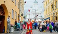 12-го июня в Хельсинки пройдёт день города