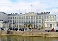 6 декабря расцветёт дворец президента Финляндии