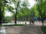 Парк Эспаланады (Espalanadin Puisto)