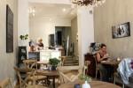 Кафе Fleuriste - все в цветах