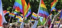 Гей-парад в Хельсинки Pride 2015