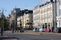 Торговая площадь, рынок (kauppatori)