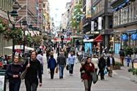 Население Хельсинки увеличивается