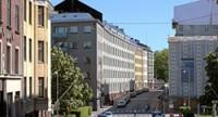 Проект «Многоэтажный дом Хельсинки»