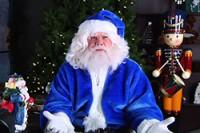В хельсинском аэропорту поселился Санта-Клаус