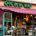 Кафе Tin Tin Tango