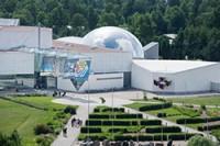 В «Эврике» открылась новая выставка «Зимние игры»