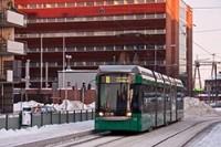 Хельсинки ожидает появления скоростного трамвая