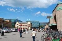 В Хельсинки пропагандируют велосипедный транспорт