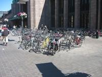 Жители Хельсинки предпочитают ходить пешком